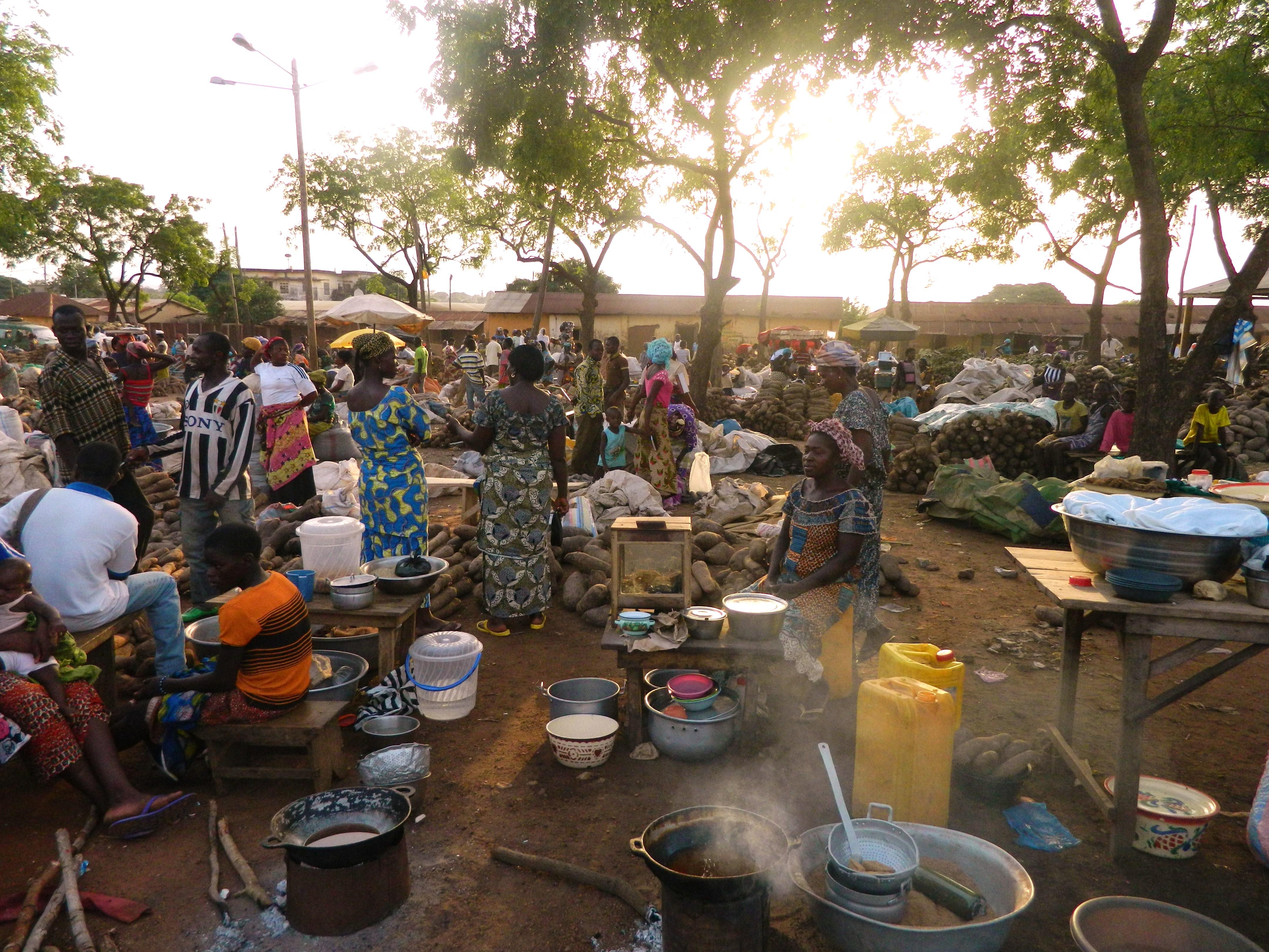 Yamsmarkt